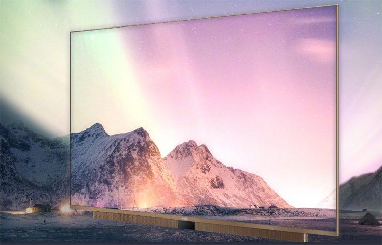 Huawei флагманский телевизор Smart Screen оценила в 1 850 долларов