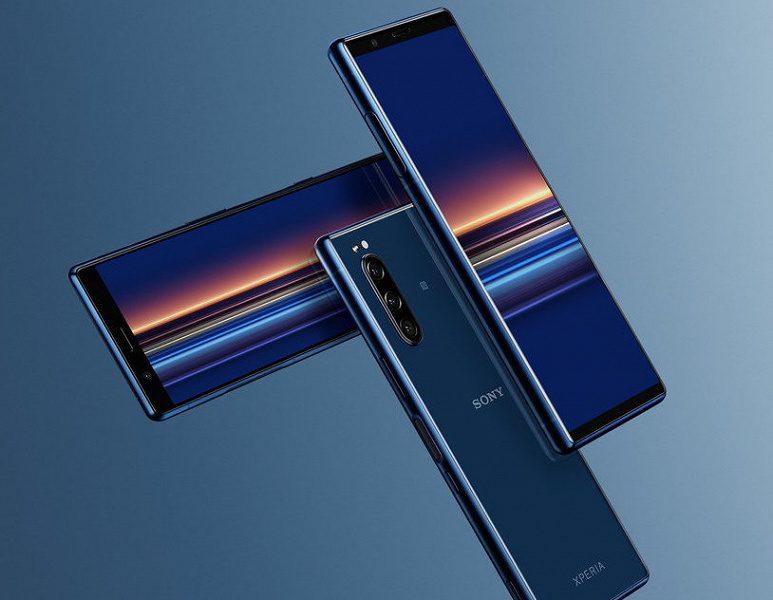 Смартфон Sony Xperia 5 появился в продаже в России