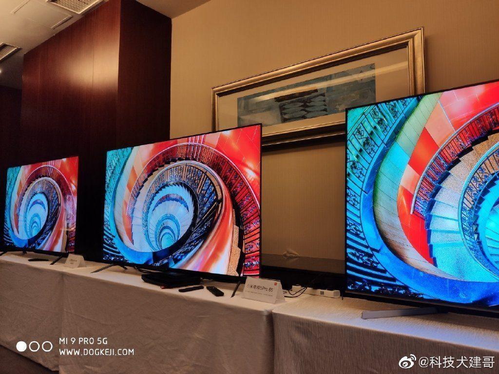 Xiaomi презентовала новое поколение телевизоров Mi TV 5 и Mi TV 5 Pro