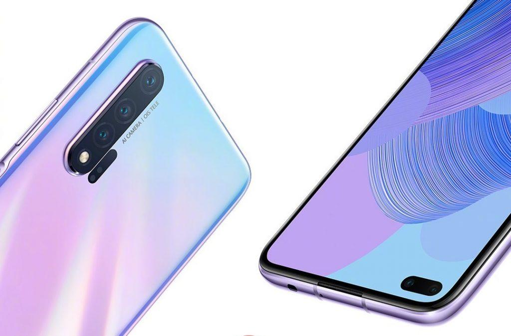 Недорогой смартфон Huawei Nova 6 с 5G представят 30 ноября