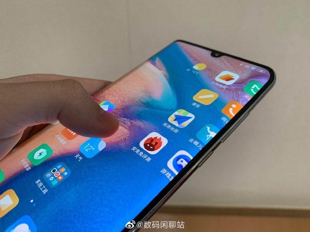 Представили смартфон Xiaomi Mi CC9 Pro с камерой на 108 Мп