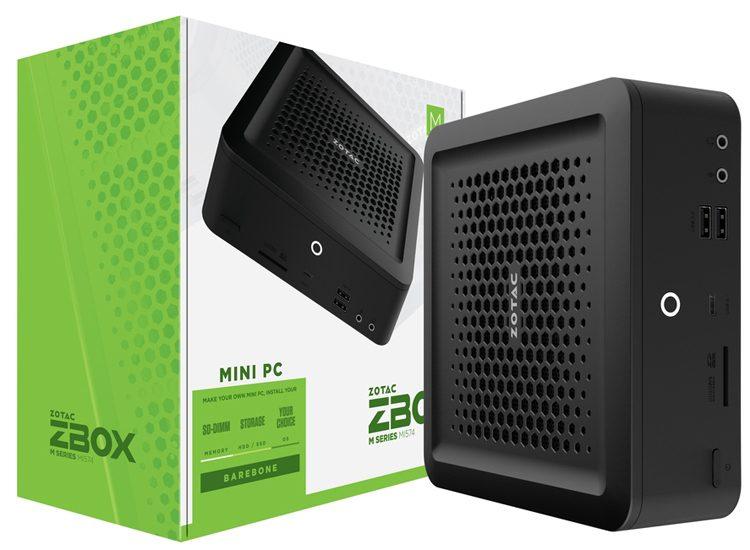 Zotac представила два новых неттопа на Intel девятого поколения