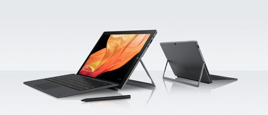 Универсальный планшет Chuwi UBook Pro поступил в продажу