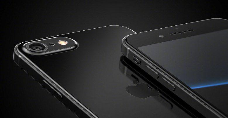 В сети опубликованы новые рендеры iPhone SE 2