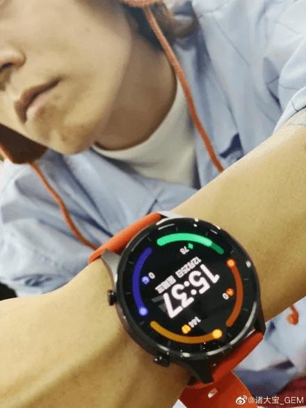 Опубликованы новые изображения Xiaomi Watch Color