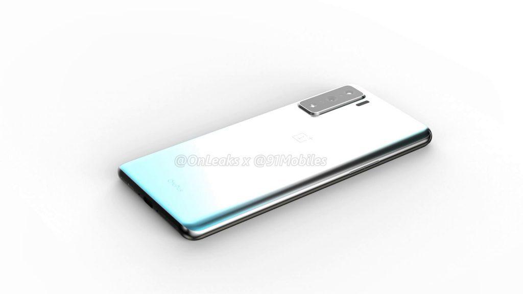 Смартфон OnePlus 8 Lite появился на первых рендерах