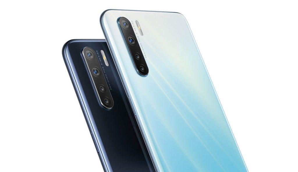 Представлен смартфон OPPO A91 с четверной камерой и 8 ГБ ОЗУ
