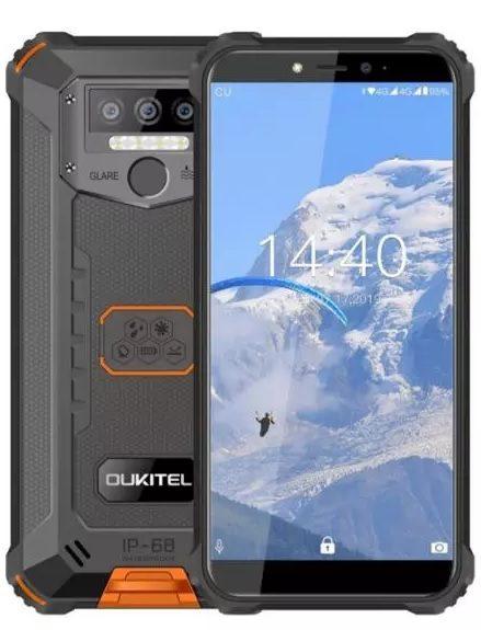 Oukitel оценила защищенный смартфон с АКБ на 8000 мАч в 100 долларов