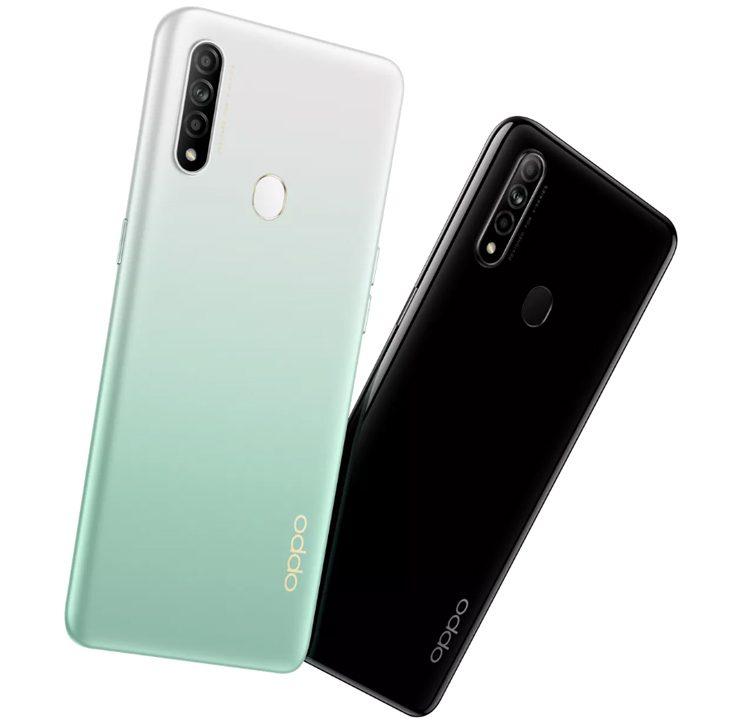 Смартфон OPPO A8 с тройной камерой и 128 ГБ памяти оценили в $170