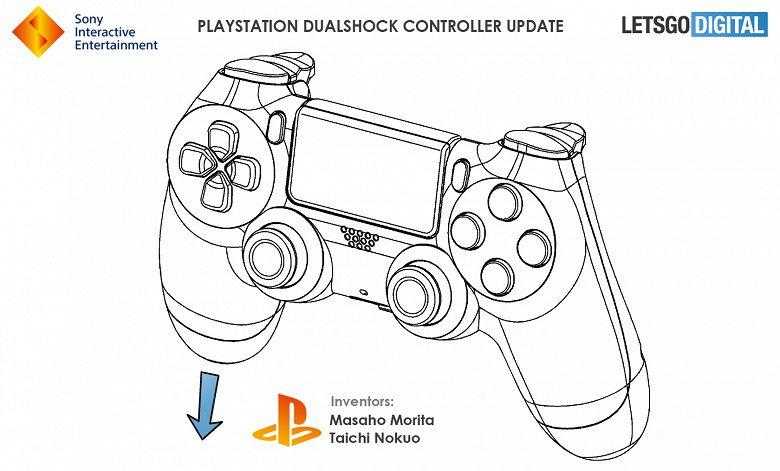 DualShock 5 для PS5 получит 4 новых настраиваемых кнопки