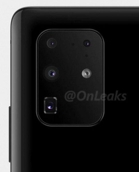 Опубликован финальный рендер Samsung Galaxy S11+