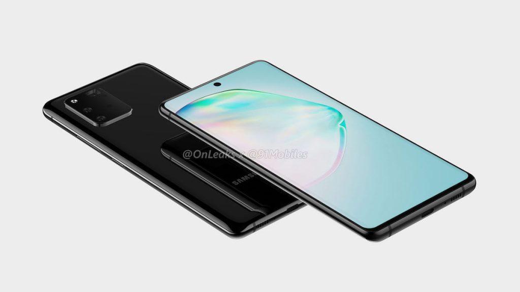 В Сети раскрыли дизайн удешевленного флагмана Samsung Galaxy A91