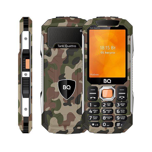 В РФ появился телефон с четырьмя SIM-картами и двумя фонариками