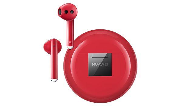 В РФ представили праздничные Huawei P30 Pro и наушники FreeBuds 3