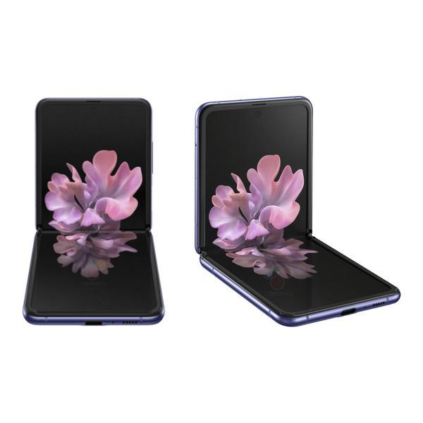 Раскрыт дизайн и технические характеристики Samsung Galaxy Z Flip