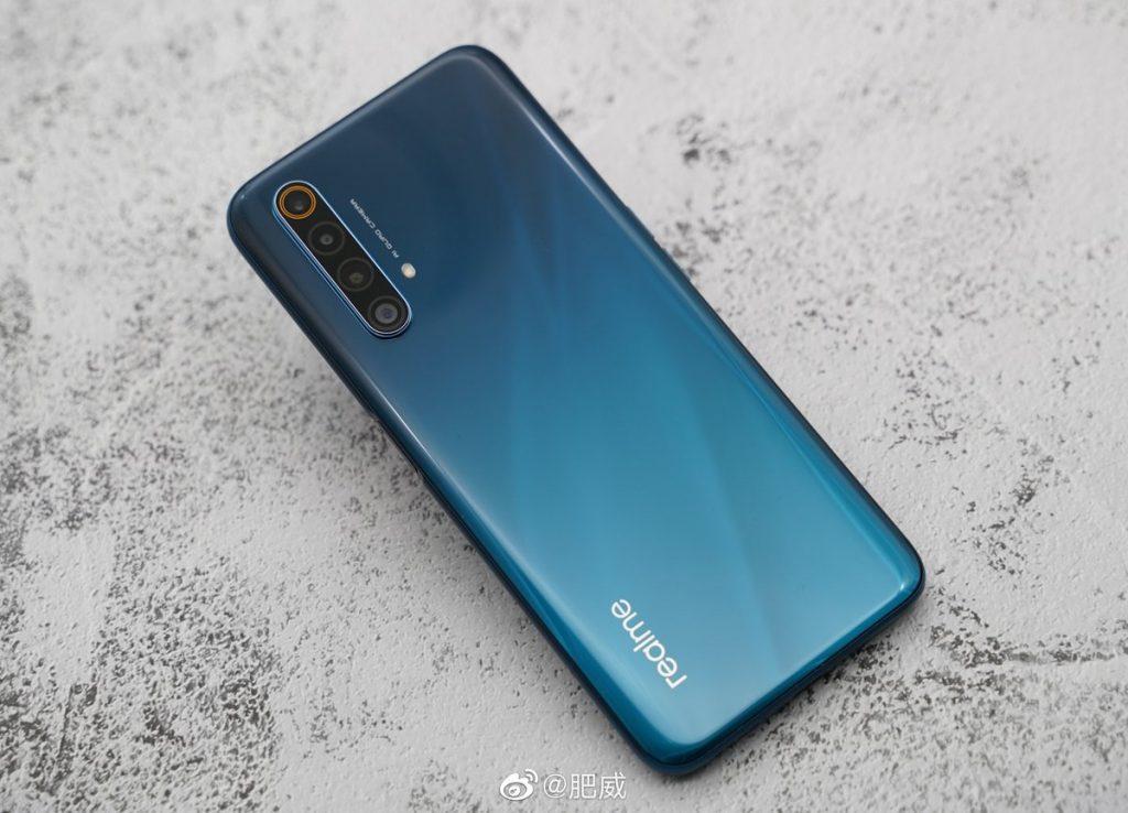 Смартфон Realme X50 5G получит эксклюзивную версию Master Edition