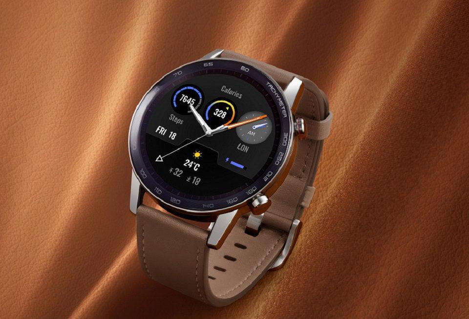 Смарт-часы Honor Magic Watch 2 появятся в России 23 января