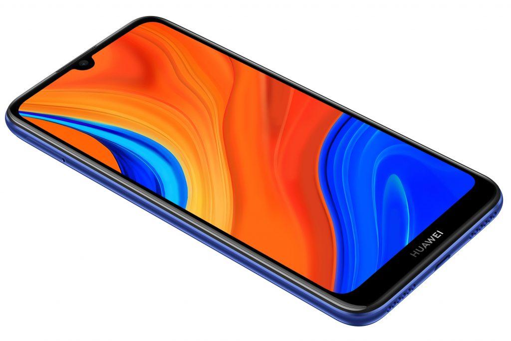 В РФ начались продажи смартфона Huawei Y6s