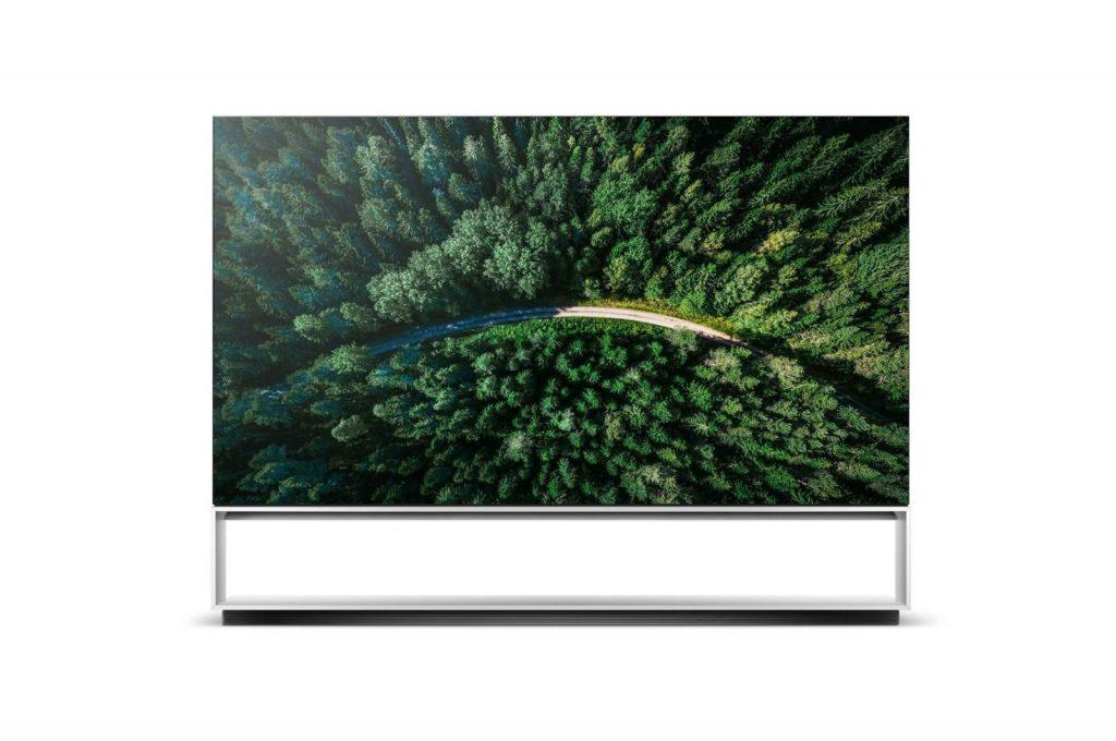 LG на CES 2020 покажет новые премиальные 8K-телевизоры