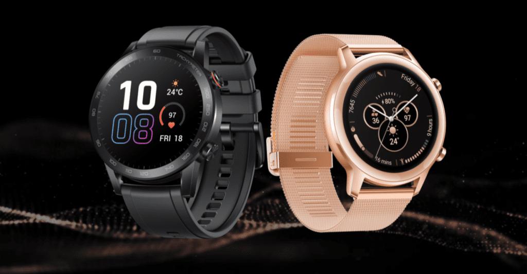 Смарт-часы Honor MagicWatch 2 представлены в России
