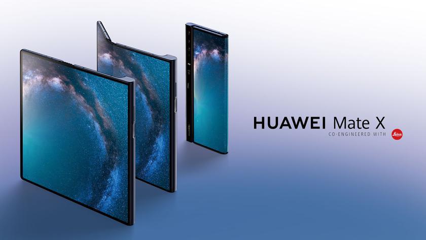 Huawei продает по 100 тысяч смартфонов Huawei Mate X