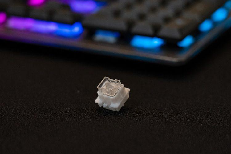 Представлены переключатели Cherry Viola для механической клавиатуры