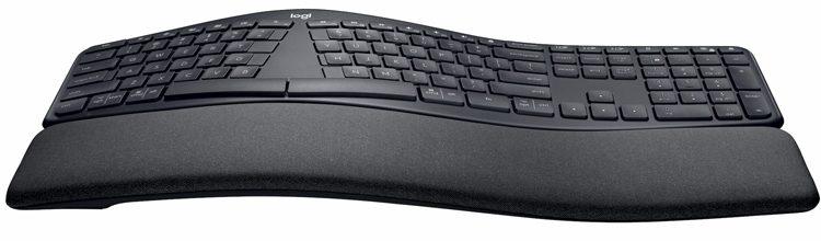 Logitech представила эргономичную клавиатуру ERGO K860 за $130