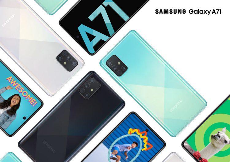 Samsung Galaxy A51 и Galaxy A71 обойдутся европейцам дороже