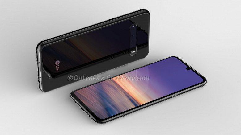 LG G9 получит дизайн в стиле флагмана Samsung