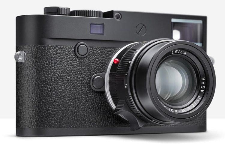 Leica выпустила камеру для черно-белой фотографии за $8 300