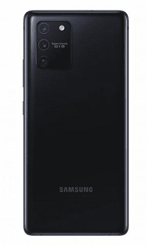 Samsung презентовал смартфон Galaxy S10 Lite с пластиковым корпусом