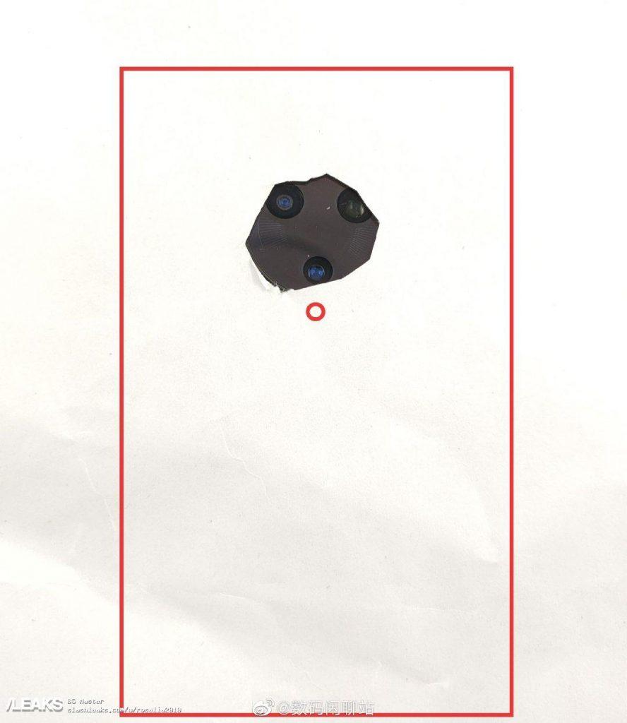 Опубликован первый снимок нового смартфона от Redmi