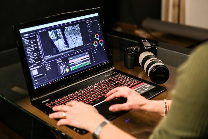 Где сделать технический анализ видео