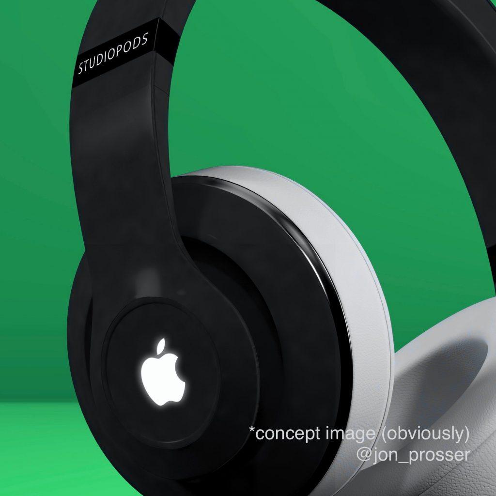 Появились подробности о полноразмерных наушниках Apple AirPods X
