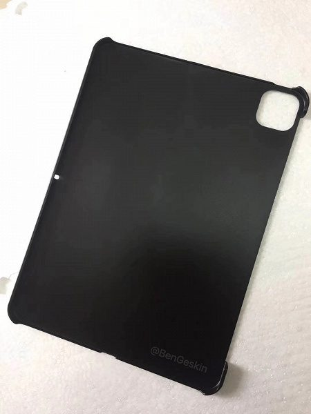 iPad Pro 2020 получит квадратную камеру в стиле iPhone 11