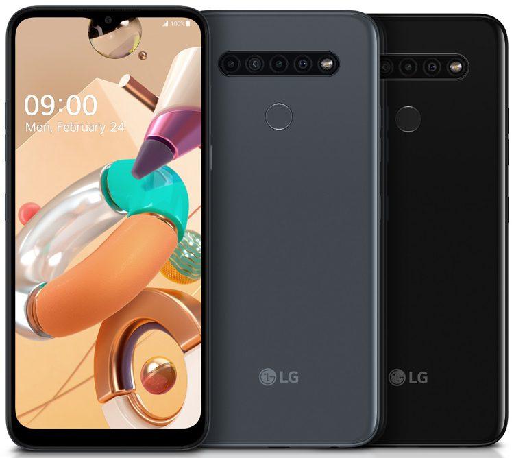 Компания LG представила сразу три новых смартфона K Series 2020