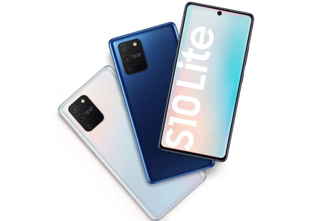 В РФ пришли новые смартфоны Samsung Galaxy S10 Lite и Note10 Lite. Цены