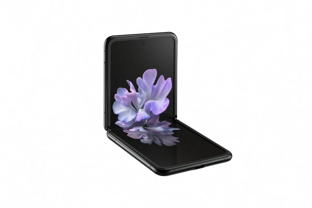 Представлена раскладушка Samsung Galaxy Z Flip