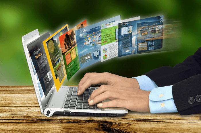 Создание сайта: быстро и недорого