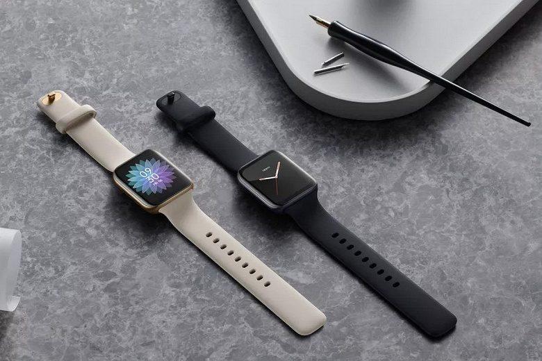 Oppo представила первые собственные часы Oppo Watch