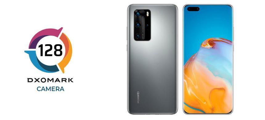 Huawei P40 Pro стал лучшим камерофоном по версии DxOMark
