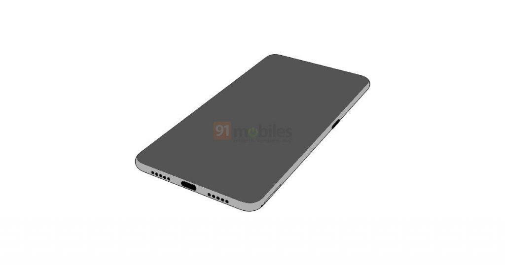Xiaomi оформила патент на необычный смартфон с гибким экраном