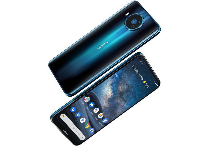 Состоялась презентация смартфона Nokia 8.3 5G