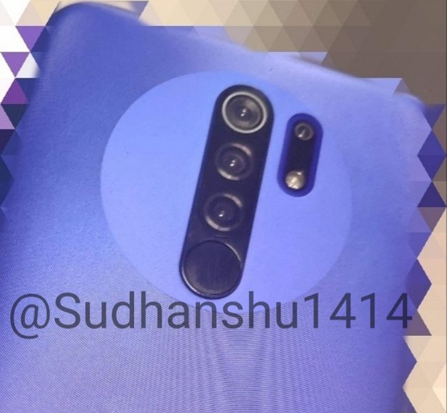 В Сети показали недорогой смартфон Redmi 9