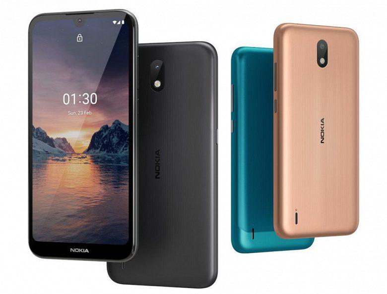 Представили антикризисные смартфоны Nokia 5.3 и Nokia 1.3