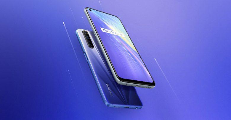 Смартфон Realme 6 выходит в Европе