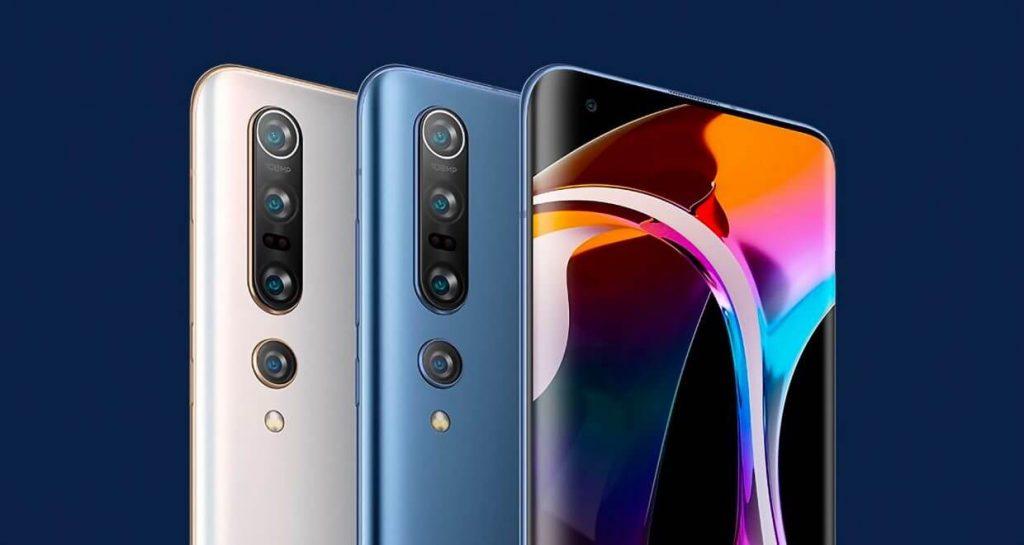 Xiaomi Mi 10 и Mi 10 Pro со 108-Мп камерами представлены в Европе