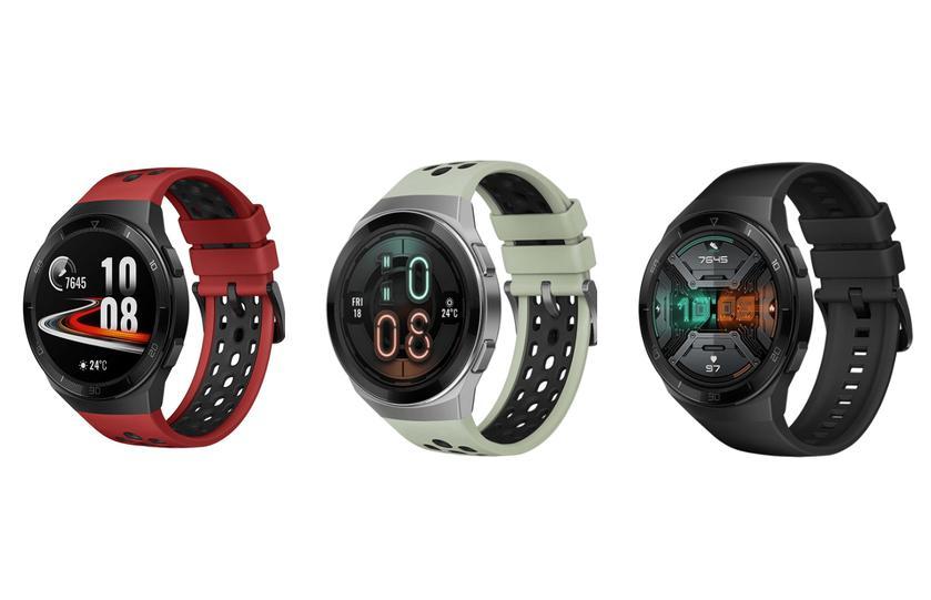"""""""Умные"""" часы Huawei Watch GT 2e будут представлены с P40 и P40 Pro"""