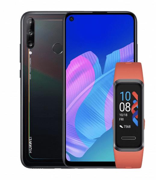 Смартфон Huawei P40 Lite E оценили в 180 долларов