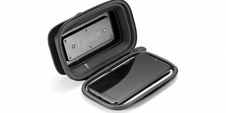 Xiaomi начала продажи сумки для дезинфекции смартфонов